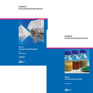 Handbuch für das Eisenhüttenlaboratorium