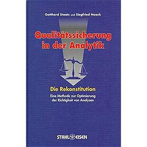 Qualitätssicherung in der Analytik