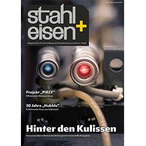 stahl + eisen