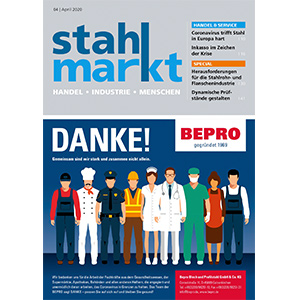 Zeitschrift stahlmarkt