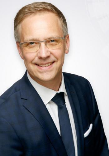 Martin Kießling, technischer Geschäftsführer der Lech-Stahlwerke