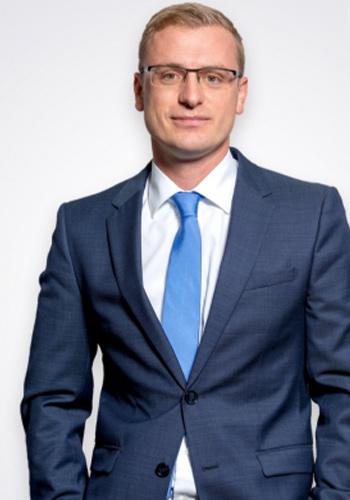 Simon Zeilberger, Vorstand der Max Aicher Stiftung