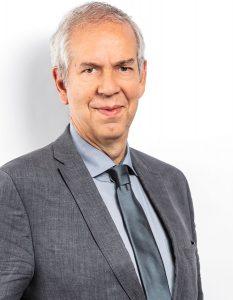 Bernhard Jacobs, Geschäftsführer des Industrieverbandes Blechumformung
