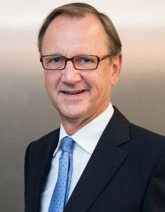 Hans Jürgen Kerkhoff, Präsident der Wirtschaftvereinigung Stahl