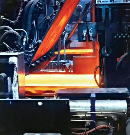 Gießwalzanlage von Thyssenkrupp Steel Europe