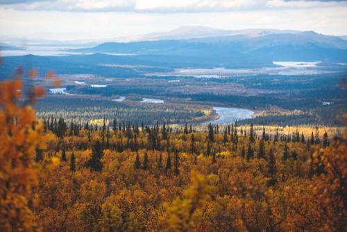 Region Norrbotten, geplanter Standort von H2GS